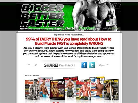 [click]bigger Better Faster Now By Justin Woltering - Hulalime Com.