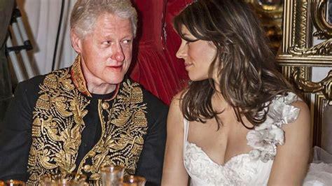 Bill Clinton Women