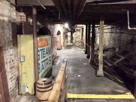 Bill Speidel's Underground Tour Seattle