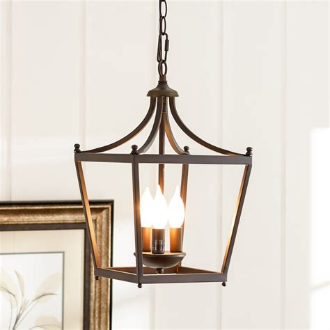 Birch Lane  Heritage 3-Light Lantern Pendant  Reviews