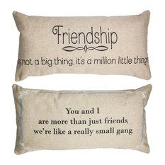 Birthday Milestone Funny Quote Double Sided Linen Pillow .