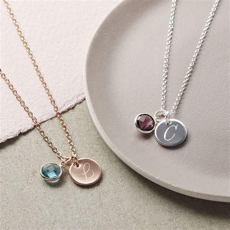 Birthstone Jewelry Gift