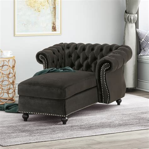 Black Chaise Lounges - Walmart Com.
