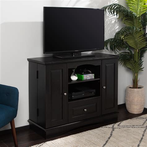 Black TV Stand From Walmart