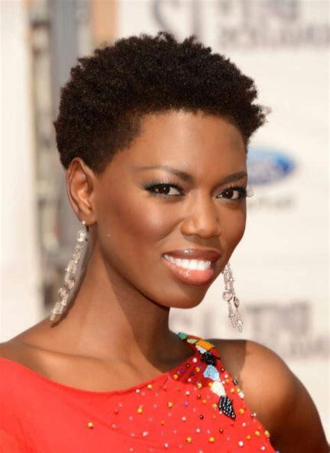 Galerry ebony short black hairstyles