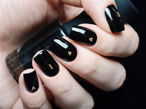 Black Nail Polishes