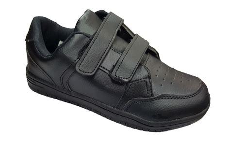 Black Velcro Shoes