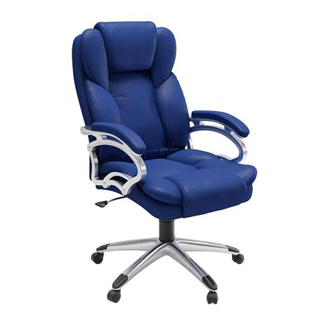 Blue - Office Chairs - Home Office Furniture - The Home Depot.