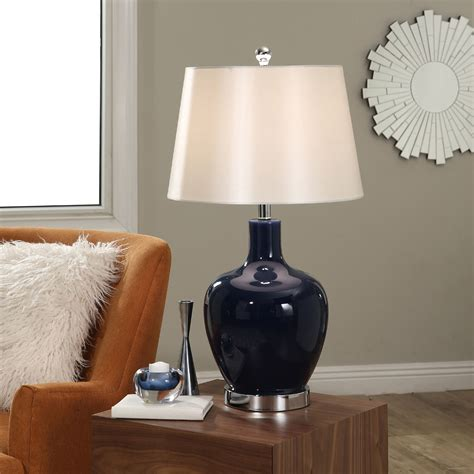 Blue Table Lamps  Hayneedle.