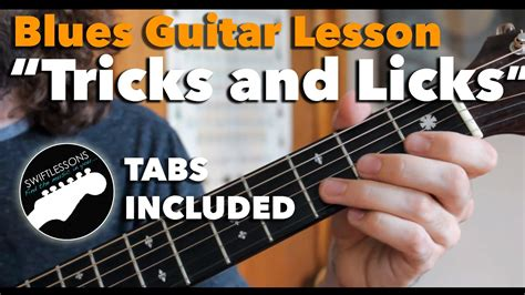 @ Blues Guitar Lessons - Guitar Tricks.