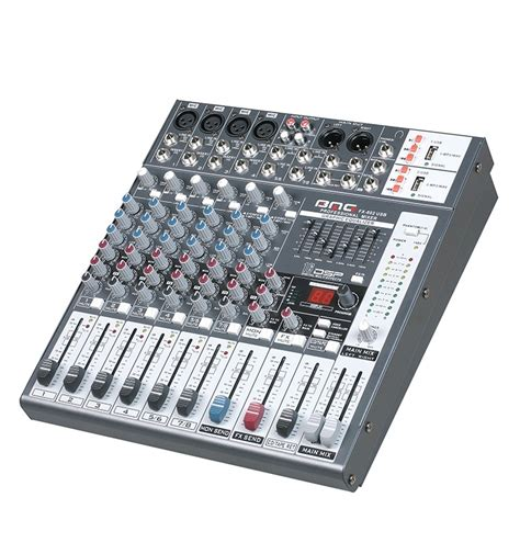 [click]bmg High Quality Fx-802 Usb Audio Interface Console Dj For .
