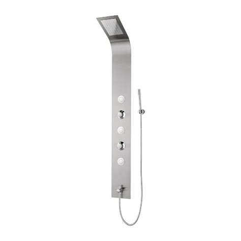 Boann Stainless Adjustable Shower Head Panel  Wayfair.