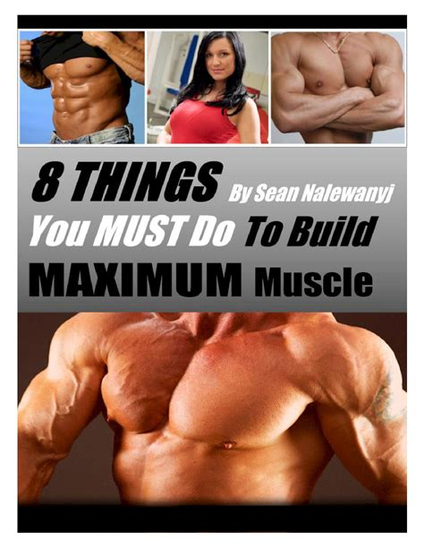 Body Transformation Blueprint Ebook Pdf Free Download Sean.