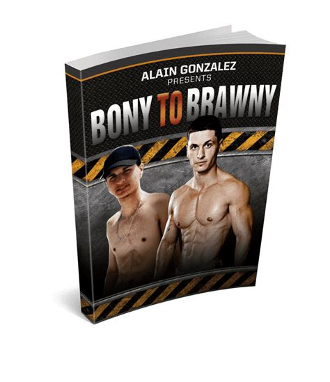 [click]bony To Brawny Review - The Skinny To Jacked Muscle Plan