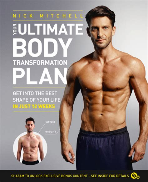 [click]book Review Ultimate Body Transformation Plan - Sloan .