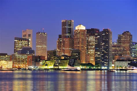 Boston Massachusetts United States