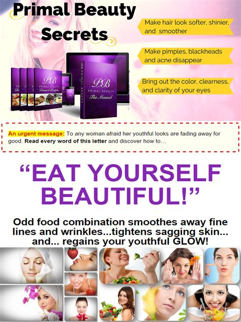 Brand New Primal Beauty Offer For Women - Facebook.