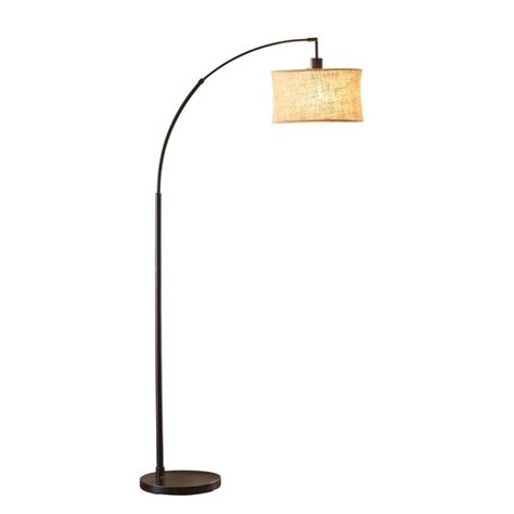 Brass Arc Floor Lamp Cool Arc Floor Lamp Antique Bronze .