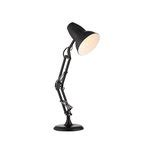 Brikk Spark Adjustable Modern Table Lamp Nickel From .