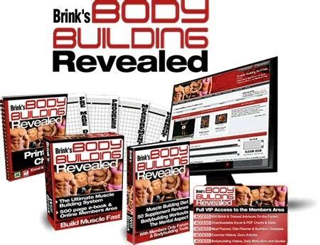 @ Brink S Bodybuilding Revealed Bbr Review - Muscle .
