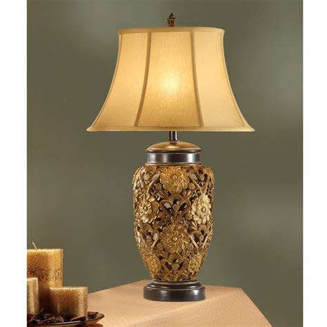 Bronze Traditional Table Lamps  Ebay.