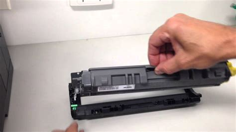 Brother Mfc Toner Replacement - Youtube.