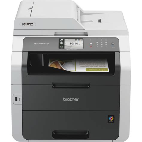 Brother Mfc-9340cdw Printer Thinker.
