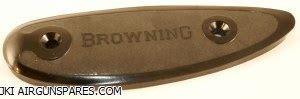 Browning 12g Butt Plate - John Knibbs International Ltd.