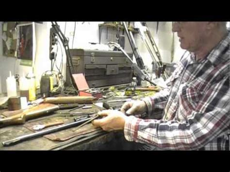 Browning Bar Assembly Disassembly Part 1 .