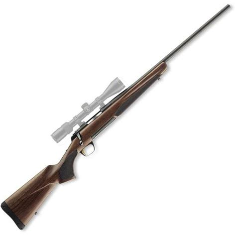 Browning X-Bolt Hunter Bolt-Action Rifle With Walnut Stock .