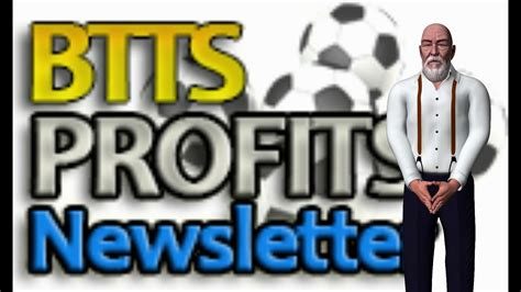 @ Btts Profits Selection Service Review.