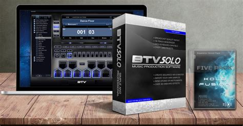 [click]btv Award Winning Music Production Software - Video .