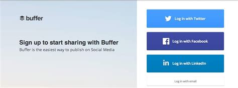 [click]buffer App Come Pianificare Post Su Facebook E Tweet Su .
