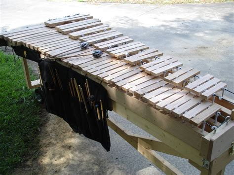 Build Your Own Marimba And Wrap Your Own Mallets!: 15 Steps.