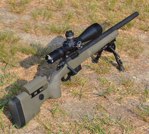 Building A Custom 6 5 Creedmoor Precision Rifle .