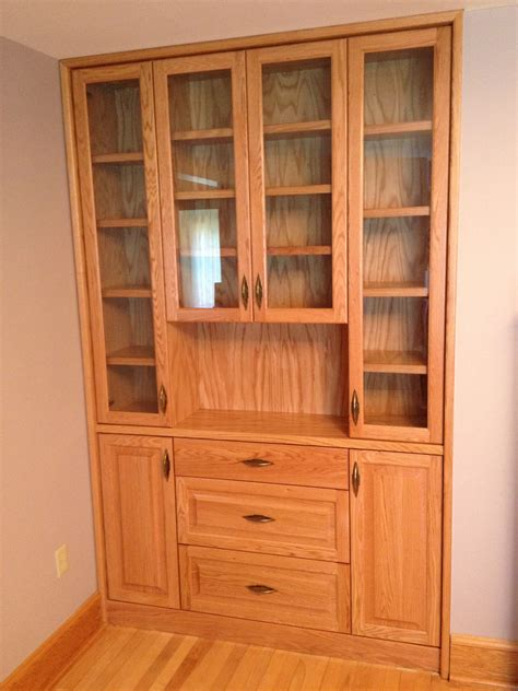 Built China Cabinet