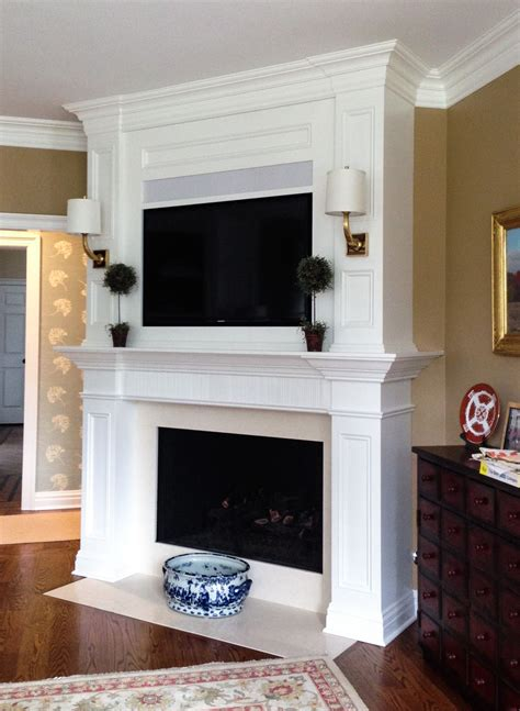 Built Fireplace Surround