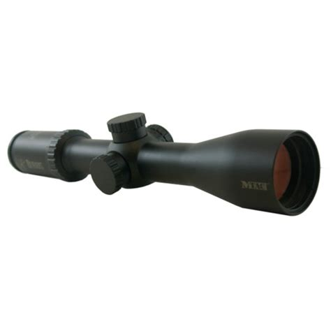 Burris Mtac 1 5-6x40mm Riflescope W Illuminated Ballistic .