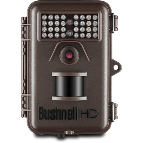 Bushnell 12mp Trophy Cam Hd Essential Low Glow Trail .