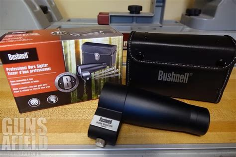 Bushnell Professional Boresighter Kit W Case 17- 45 .