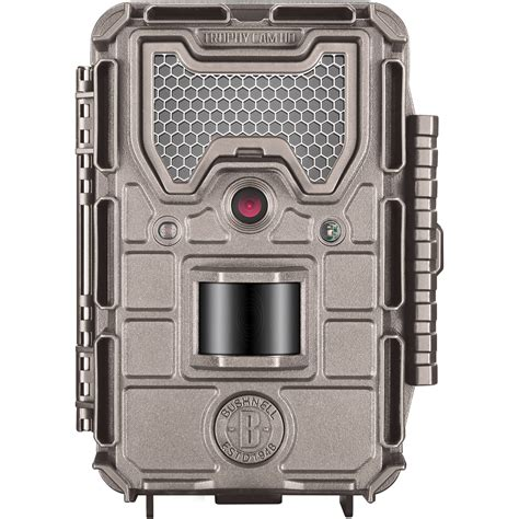 Bushnell Trophy Low Glow Essential Hd Trail Camera - Brown .
