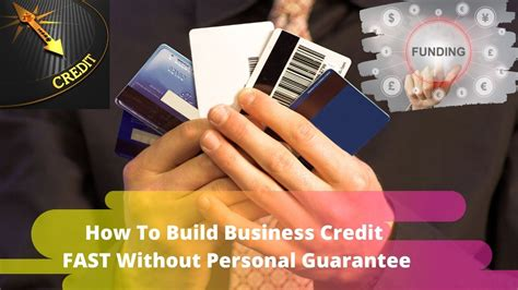 Business Credit Cards Without Personal Guarantee Supermoney!.