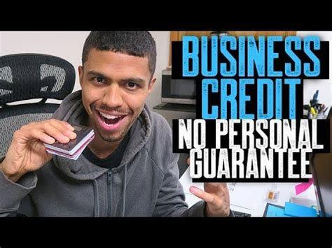 [click]business Credit No Personal Guarantee Basics  50k - 100k Business Credit No Pg  Brandon Weaver.