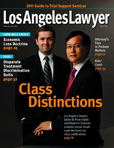 Business Trial Lawyers Los Angeles