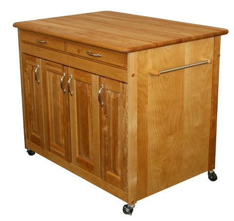 Butcher Block Work Center Plus 54230  - Catskill Craftsmen.