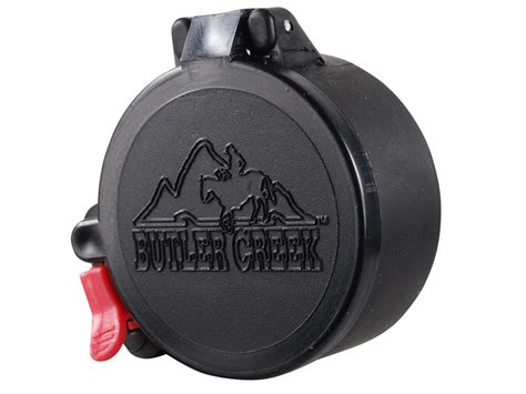 Butler Creek Flip-Up Lens Cap Cover - Rifle Scope Flip .