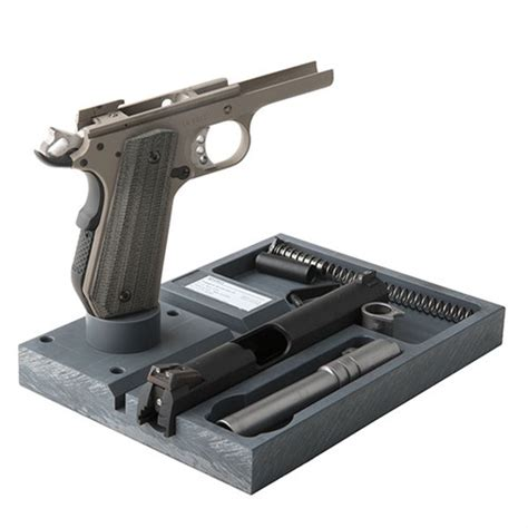 Buy 1911 Armorer Plate With Mp-1a Mag Post Swivel.
