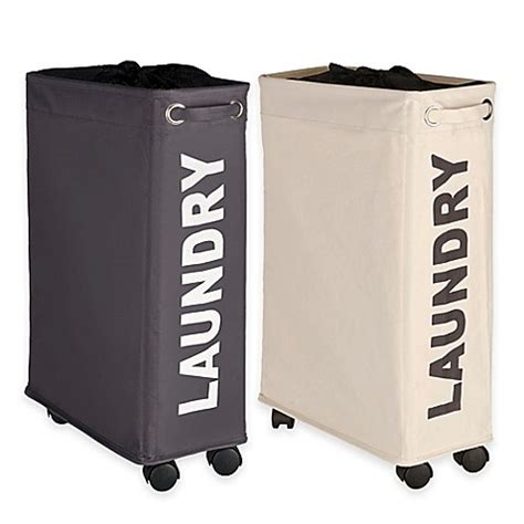 Buy Chrome Laundry Sorter From Bed Bath  Beyond