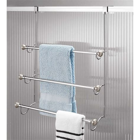 Buy Chrome Over The Door Towel Bar From Bed Bath  Beyond.