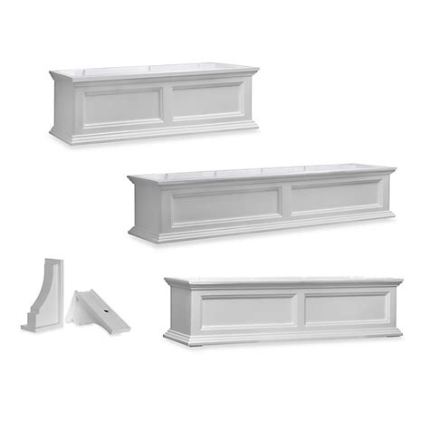 Buy Fairfield Window Box From Bed Bath  Beyond.